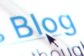 "image of the word Blog from Martin Reynolds blog post ""Why is Blogging so important?"""