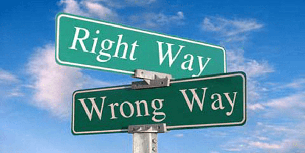 Right or wrong way to do SEO