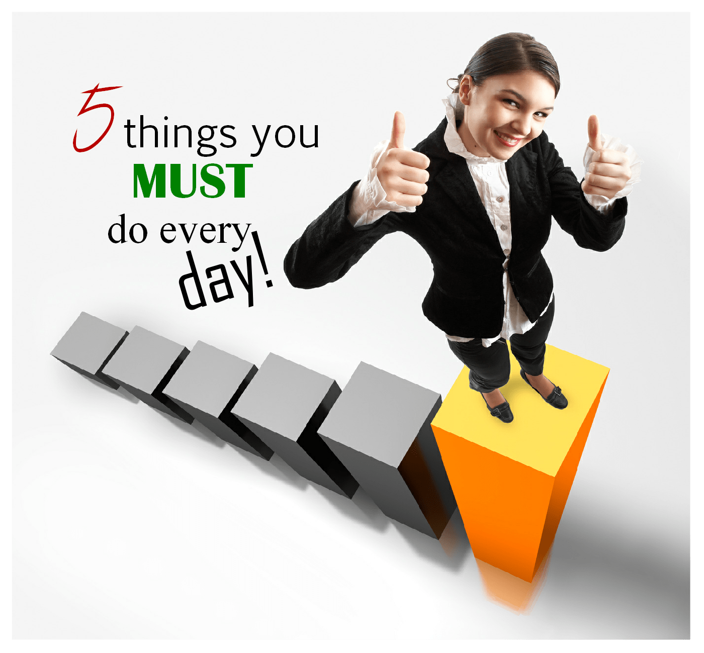image of 5 things you must be doing every day on Google Plus blog post