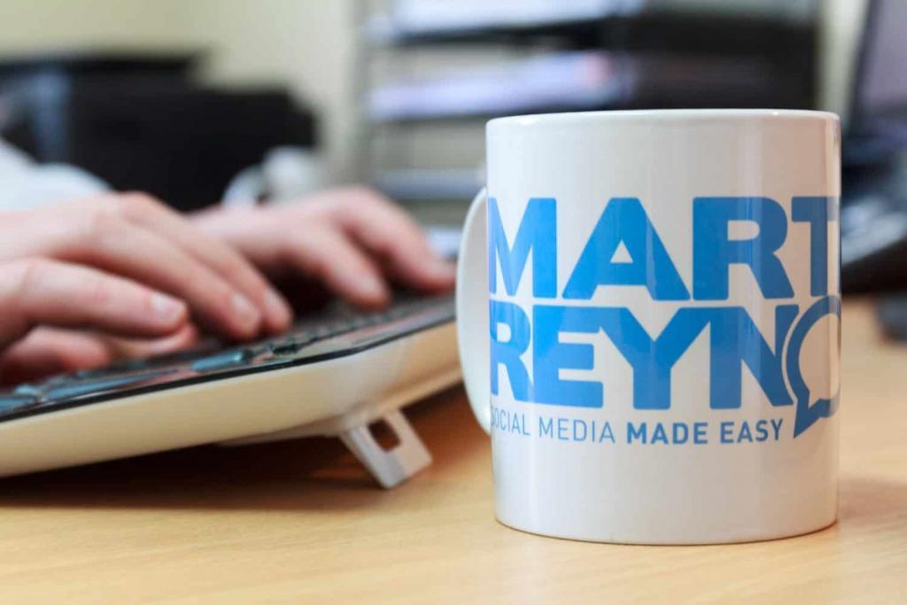 martin reynolds social media